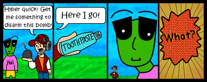 Kaboom Comic #5